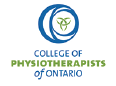 logo for College of Physiotherapists of Ontario