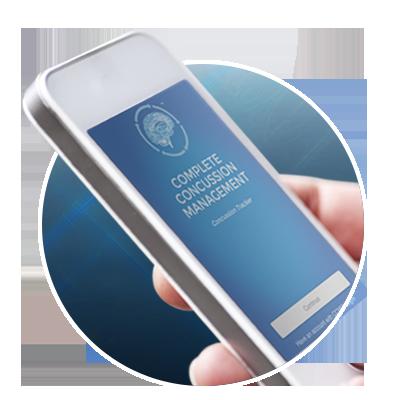 ccmi app on a smartphone